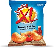 Xl  Potato Ketchup Chips - 25 gm