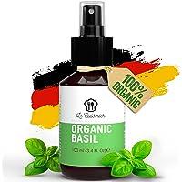 LE CUISINIER 100% Reines Basilikum Extrakt als Sprüh Alternative zu Basilikumöl oder Hair Growth Serum - für dünne Haare…