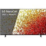 LG 50NANO75 Téléviseur UHD 4K de 126 cm