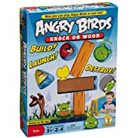 Angry Birds- Knock On Wood Game