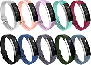 I-SMILE Fitbit Alta HR and Bands - Pack of 10