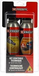 Facom 006020 Technisches Kontrollset Diesel 2 X 300 Ml Auto