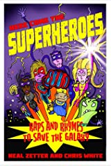 Here Come the Superheroes (Poetry Troika) Paperback