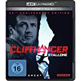 Cliffhanger (4K Ultra HD) (+ Blu-Ray 2D) / 25th Anniversary Edition/Uncut / [Import]