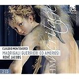 Monteverdi/Madrigaux, Livre VIII