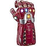 Marvel Legends Serie Avengers: Endgame Power Handschuh, elektronischer Handschuh mit Gelenken
