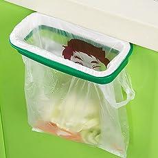 Electomania Kitchen Cupboard Hanging Trash Bag Holder