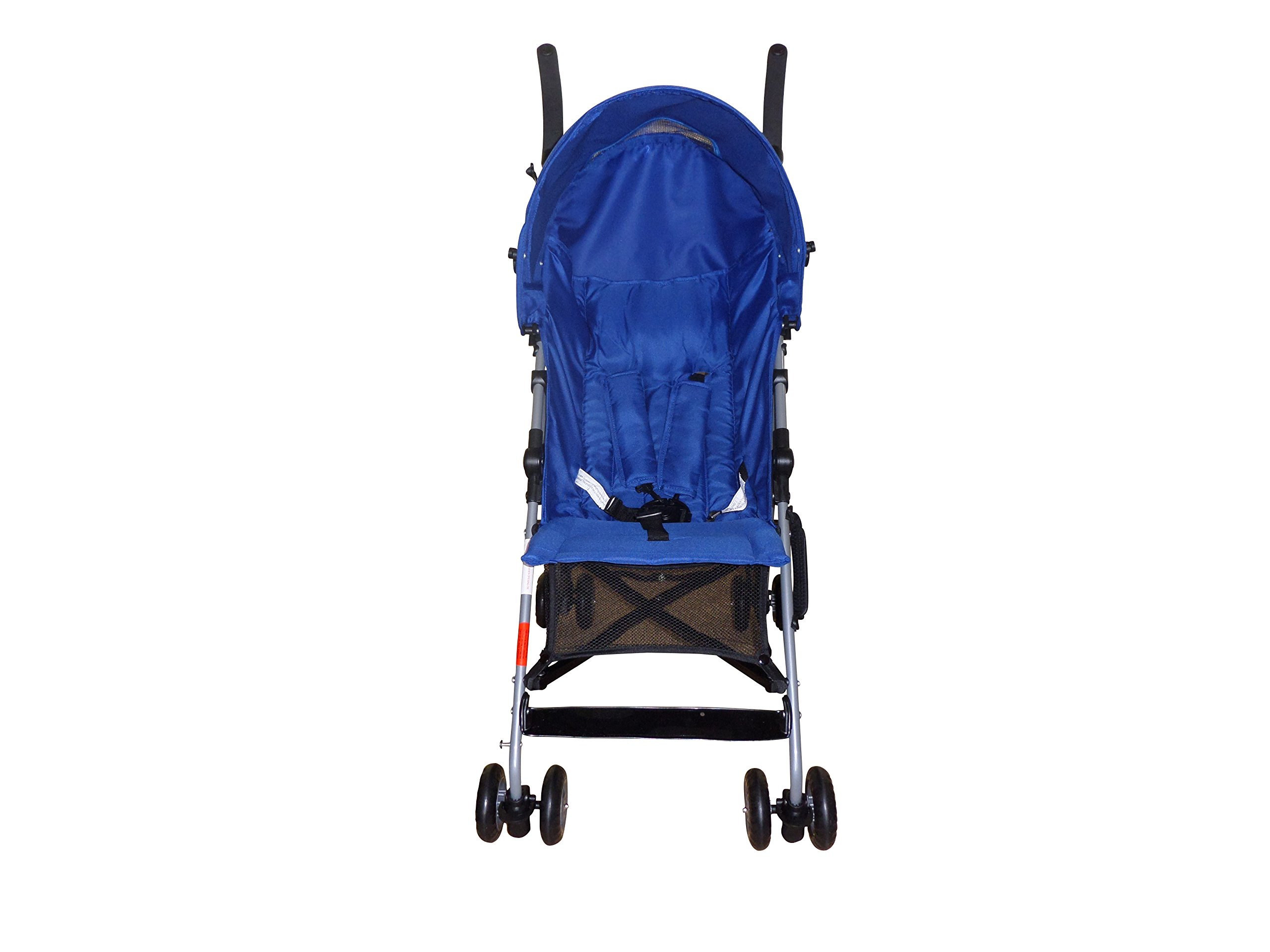 Babyco Trend Light Weight Stroller (Blue)  Light weight stroller Full raincover included Suitable for children from 6 months to max 15kgs 2