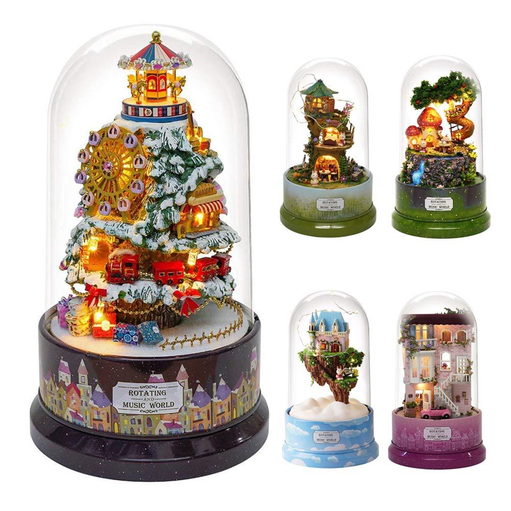 LanLan Decorazioni Natale,Idee Regalo Capodanno/Pasqua ...
