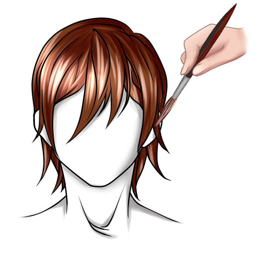 Cómo dibujar cabello, peinados PRO