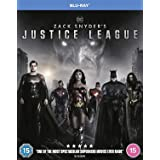 Zack Snyder's Justice League [Blu-ray] [2021] [Region Free]