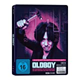 Oldboy - Limited SteelBook (+ Blu-ray 2D) (+ 2 Bonus-Blu-rays) [4K Blu-ray]