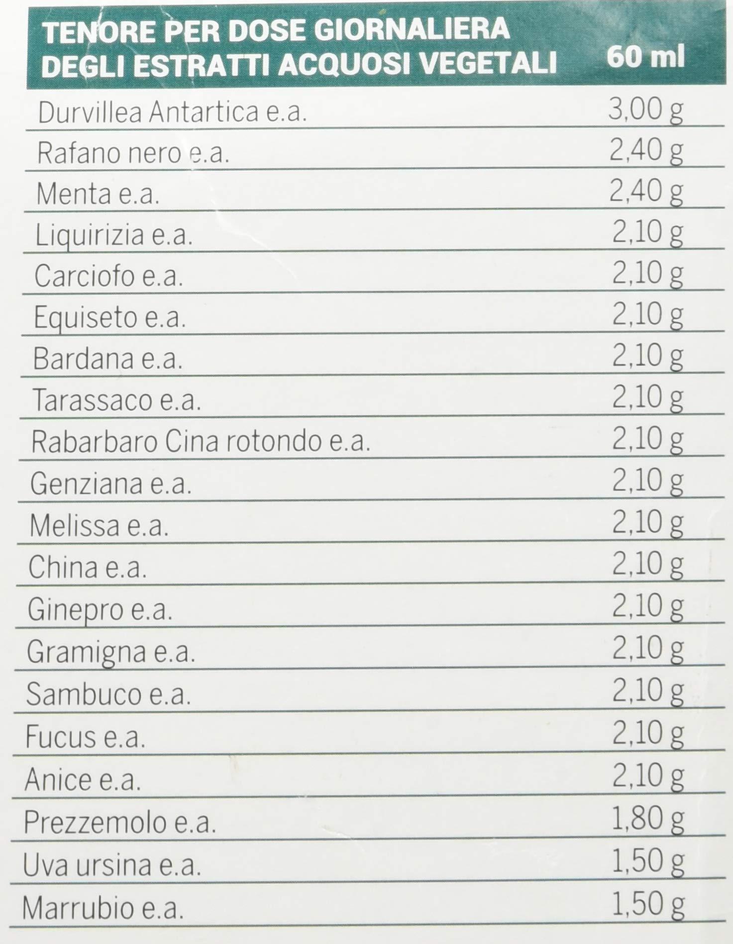 Gianluca Mech - Depurativo Antartico, Diuretico Secondo il Metodo Decottopia in Formato Decopocket - 16 Stick da 30 ml 1 spesavip