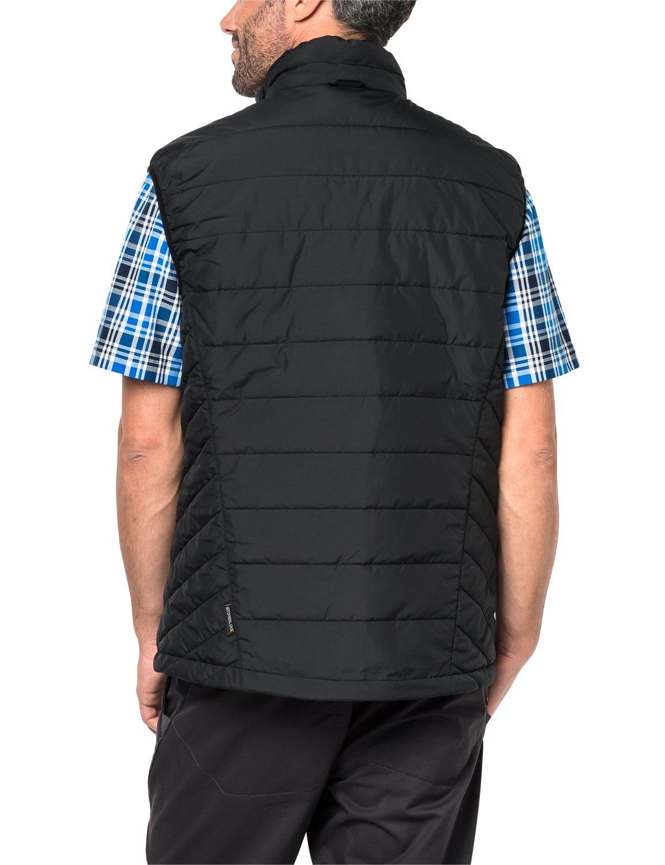 718gcFHBokL - Jack Wolfskin Men's Glen Vest Quilted Gilet