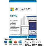Microsoft Office 365 Home Premium 6 licencia(s) 1 año(s) Plurilingüe - Suites de programas (6 licencia(s), 1 año(s), Eurozone