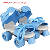 ARFA Kids Roller Skates Shoes, Small (Assorted)