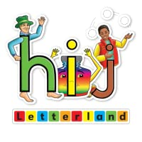 Letterland Stories: Harry Hat Man, Impy Ink & Jumping Jim