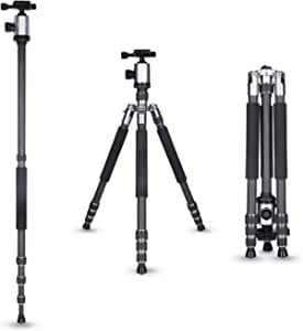 Rollei C5i Ii T3s Dreibeinstativ Mit Kugelkopf Und Kamera