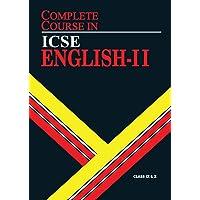 Complete Course English 2: ICSE Class 9 & 10
