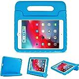 ProCase Funda Infantil iPad Mini 5 / Mini 4, Carcasa Niño Antigolpes con Asa Convertible Tapa de Soporte, Funda Bebé Ligera p