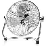 Orbegozo PW 1332 1332-Ventilador industrial Power Fan, 3 velocidades, aspas metálicas, inclinación regulable, asa de transpor