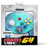 Retro-Bit Tribute 64 USB för PC, Switch, Mac, Steam, RetroPie, Raspberry Pi - Ocean Blue