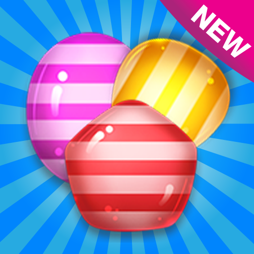 Jelly Jam - Jelly Candy Gummy Crush Match 3 Puzzle Games Free! (Amazon Edition) - Jam Monster Spiele