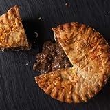 Piesonline Steak,Mushroom and Ale Individual Pies 6 x 320g on Average