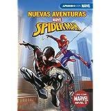 Nuevas aventuras de Spider-Man (Leo con Marvel - Nivel 3): Una noche muy extraña   Spider-Men   A la caza de Black Panther  