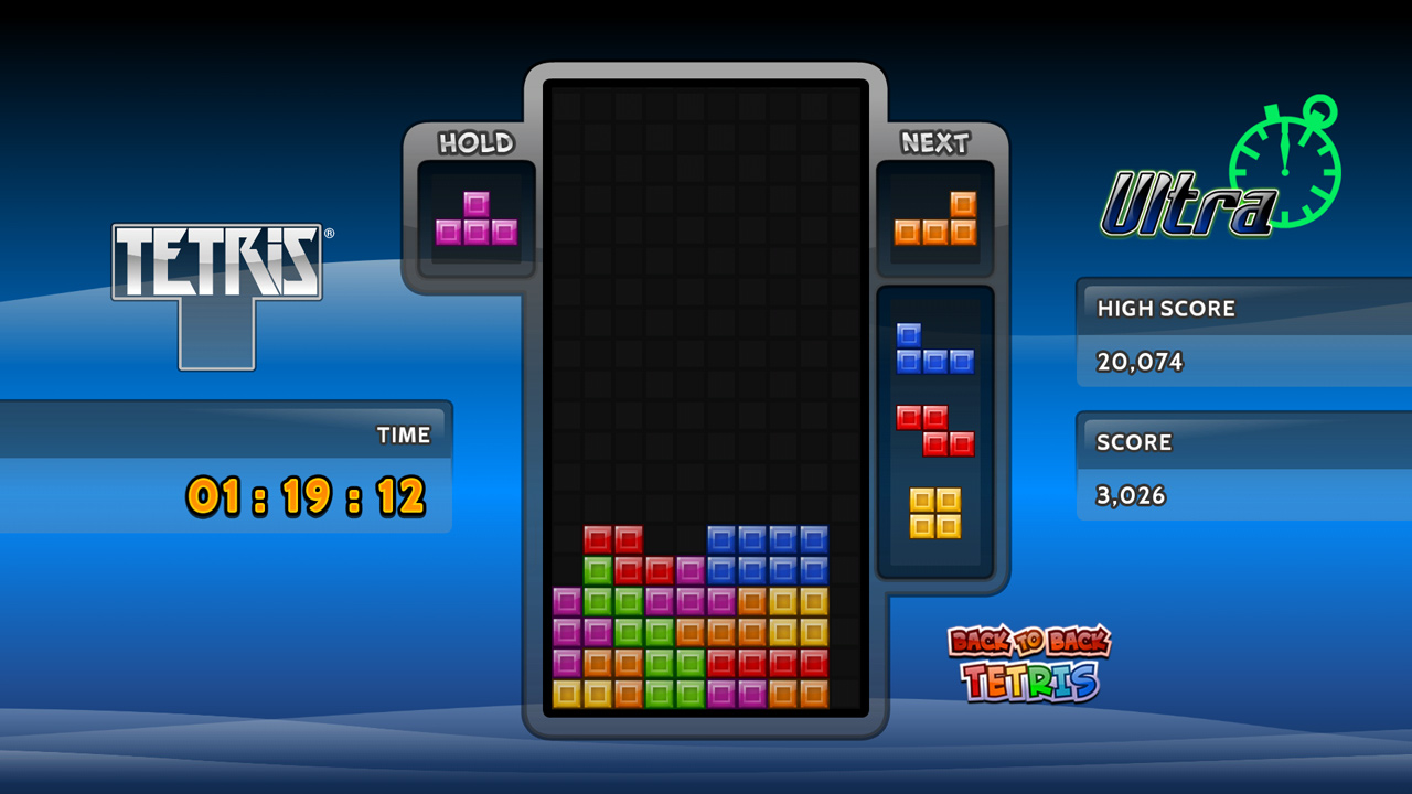 Tetris - 10