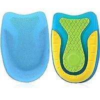 Talonnette silicone gel orthopédique grandissante taille S pour protéger vos douleurs aux talon et soulager les épines…