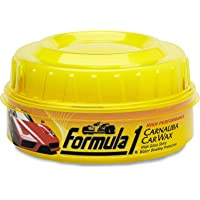 Formula 1 615026 Carnauba Paste Wax (230 g)