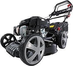 BRAST Benzin Rasenmäher 4,4kW (6PS) incl. Selbstantrieb GT Markengetriebe 196ccm