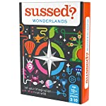 SUSSED Wonderlands: The Hilarious Who Knows Who Best Card Game