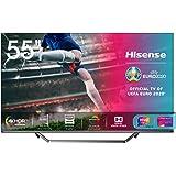 "Hisense 55U71QF Smart TV ULED Ultra HD 4K 55"", Quantum Dot, Dolby Vision HDR, HDR10+, Dolby Atmos, Full Array Local…"