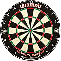 JIM PIKE Winmau Pro SFB Dartboard