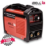 iBELL 200-89 Inverter ARC Compact Welding Machine (IGBT) 200A with Hot Start and Anti-Stick Functions - 1 Year Warranty