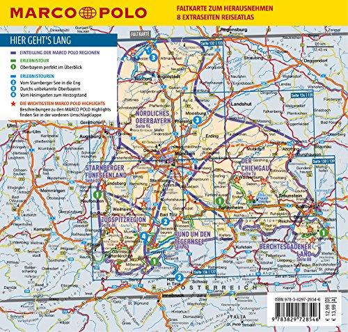 MARCO POLO Reiseführer Oberbayern: Reisen mit Insider-Tipps. Inklusive kostenloser Touren-App & Events&News - 8