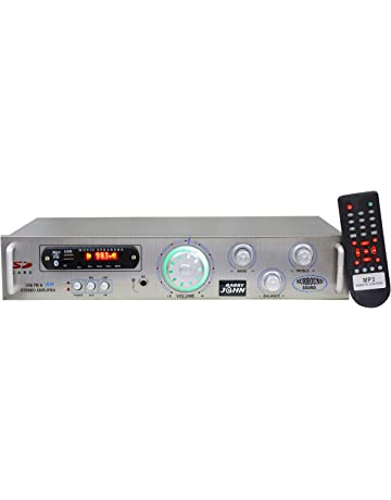 057b195b03b Audio Amplifier: Buy Audio Amplifier online at best prices in India ...