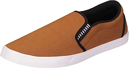 Chevit Men's Canvas Loafer