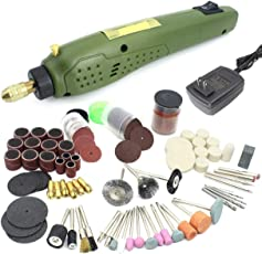 DIY Crafts Mini Electric Drill Rotary Tool With Accessories Set DIY Hand Tool Kit For Wood Jade Stone Small Crafts Cutting Drilling Grinding Sculpture