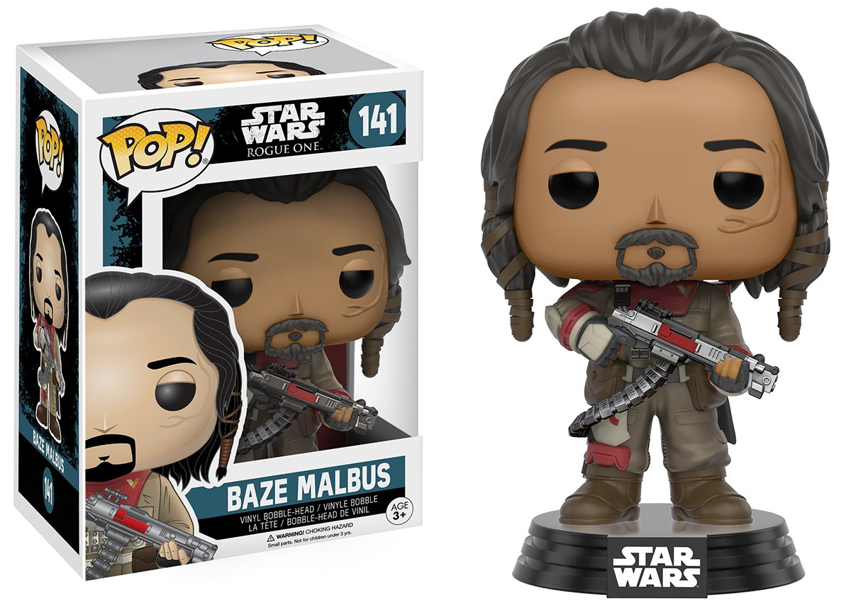 Funko Pop Baze Malbus (Star Wars 141) Funko Pop Rogue One (Star Wars)