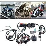 Cuasting Elektrik Stator Spule CDI Kabelbaum Magnetrelais f/ür 4 Takt ATV 50Cc 70Cc 110Cc 125Cc Pit Quad Dirt Bike Go Kart