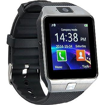 """Akai AKSW03 1.44"""" Display diagonal Nero, Argento smartwatch"""