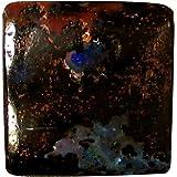 9,76 ct Forma de fantasía (12 x 12 mm) Juego de colores de ópalo australiano de Koroit Boulder natural piedra preciosa suelta