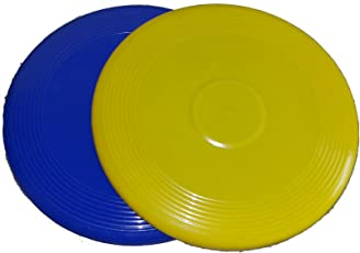Roxan S.I.I. One Pair of Flying Discs Frisbees color may very
