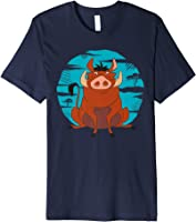 Disney The Lion King Happy Pumbaa T-Shirt