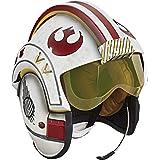 Hasbro Star Wars - The Black Series Casco di Luke Skywalker con Luci e Suoni (Elettronico) Action Figure da Collezione, Multi