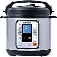 Nutricook Smart Pot, Silver/Black, NC-PRO6