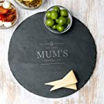Engraved Mum Chopping Board/Personalised Slate Cheese Board/Personalised Birthday Gifts For Mum/Personalised Presents For...